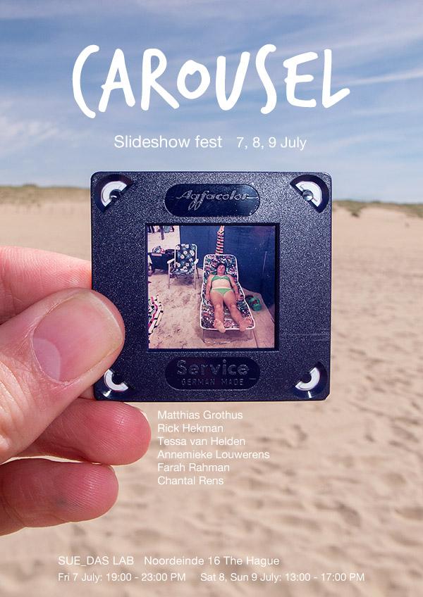 Carousel Slideshow Fest Poster